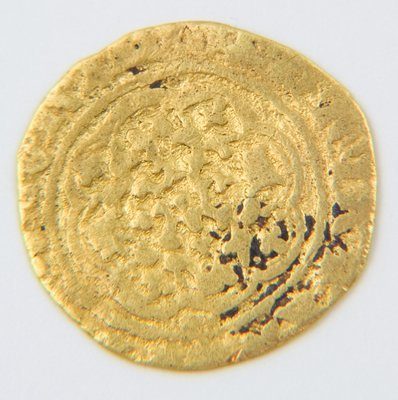 461: Edward III, gold quarter noble