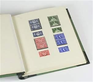781: Elizabeth II stamp collection, 1953-1970