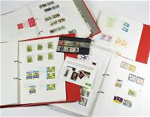 813: Ireland stamp collection
