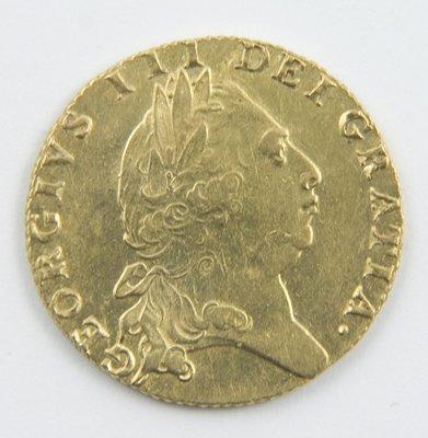 409: George III, guinea, 1794