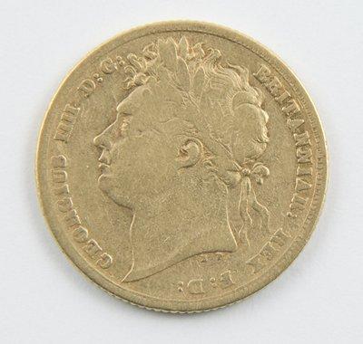 410: George IV, sovereign, 1824
