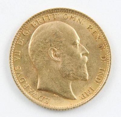 426: Edward VII, sovereign, 1902