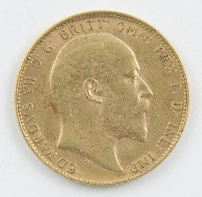 427: Edward VII, sovereign, 1904
