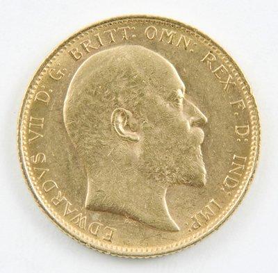 428: Edward VII, sovereign, 1904 M