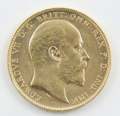 429: Edward VII, sovereign, 1905 P