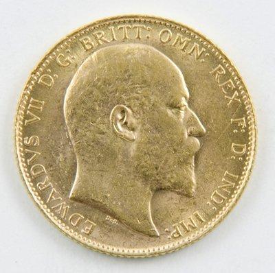 430: Edward VII, sovereign, 1907