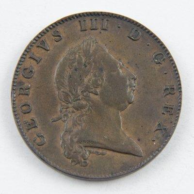 629: Bermuda, penny, 1793