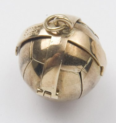 5: Antique Masonic ball