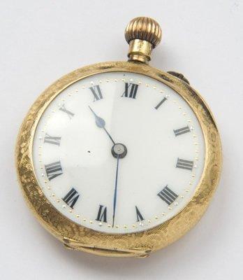 22: Ladies  antique pocket watch