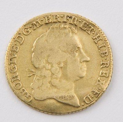 414: George I, guinea, 1715