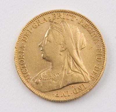 418: Victoria, sovereign, 1898