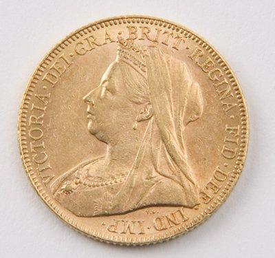 419: Victoria, sovereign, 1900