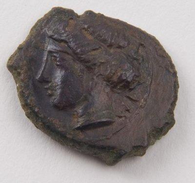 425: Sicily, Himera, AE hemilitron