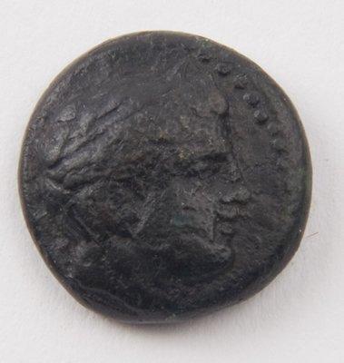 432: Macedonia, Alexander III, AE 17