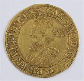502: Charles I, unite