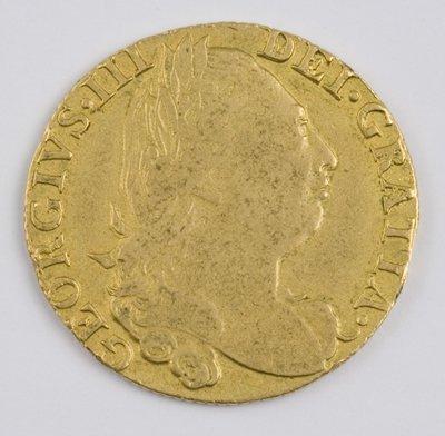 401: George III, guinea, 1776