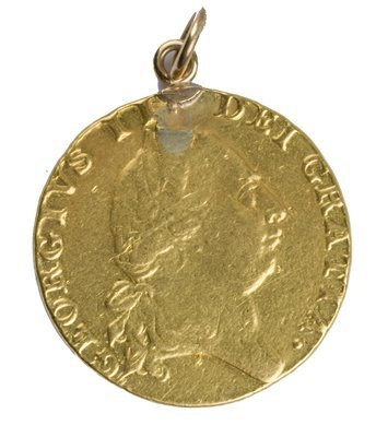 402: George III, guinea, 1788