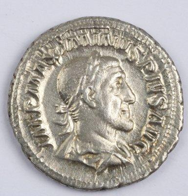 424: Maximinus I, AR denarius