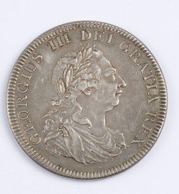 446: George III, Bank dollar, 1804