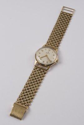 14: Gent's Tudor wristwatch