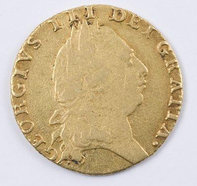 484: George III, guinea, 1793