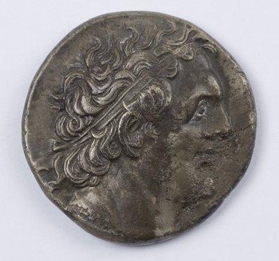 500: Egypt, Ptolemy I, AR tetradrachm