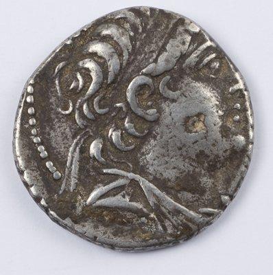 501: Seleukid Kingdom, AR tetradrachm