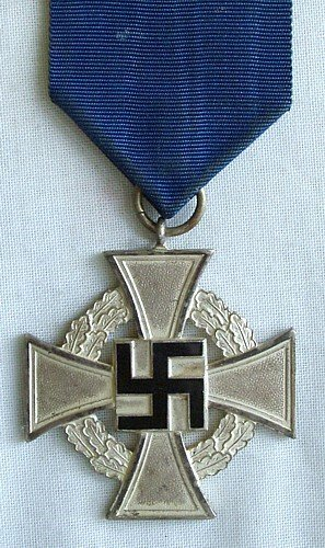 1436: Faithful Service Decoration