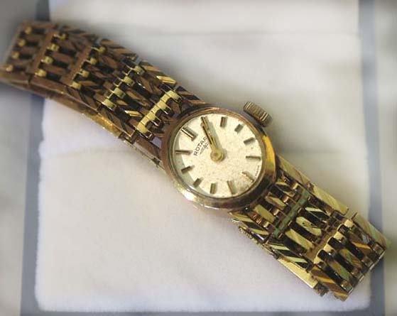 11: Ladies Rotary wristwatch