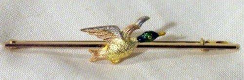 14: Bar brooch