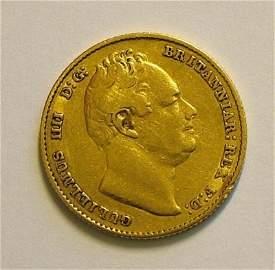 """676: William IV, sovereign, 1837"""""""