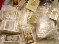 """1475: Cigarette cards, part sets and odds"""""""