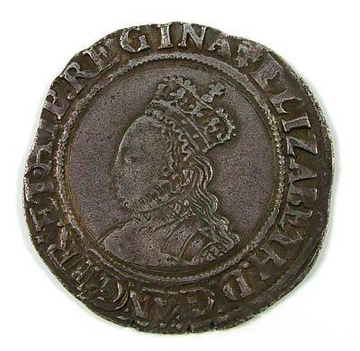 5: Elizabeth I shilling