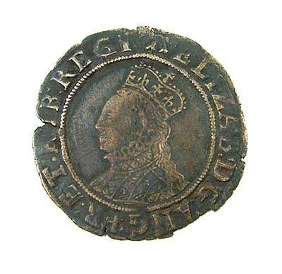 15: Elizabeth I shilling