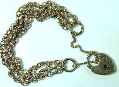 765: Ladies fancy bracelet