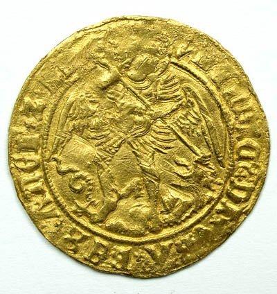 1148: Henry VII gold angel