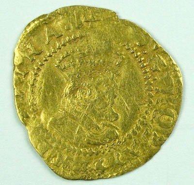 1151: James I gold halfcrown