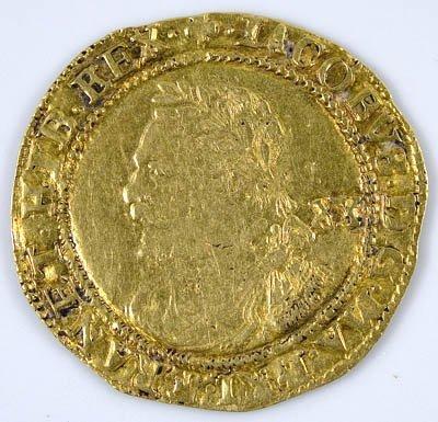 1152: James I gold laurel
