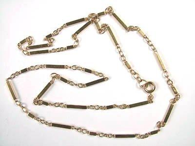 12: Bar and belcher chain
