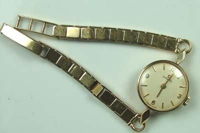 22: Ladies Omega wristwatch