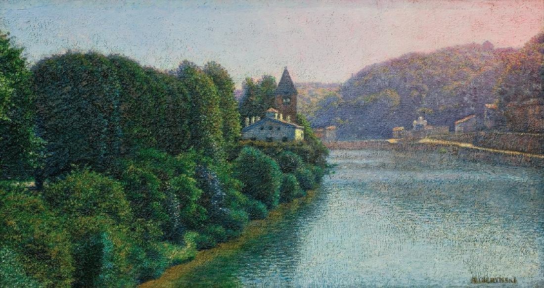 Gierymski Aleksander - LANDSCAPE