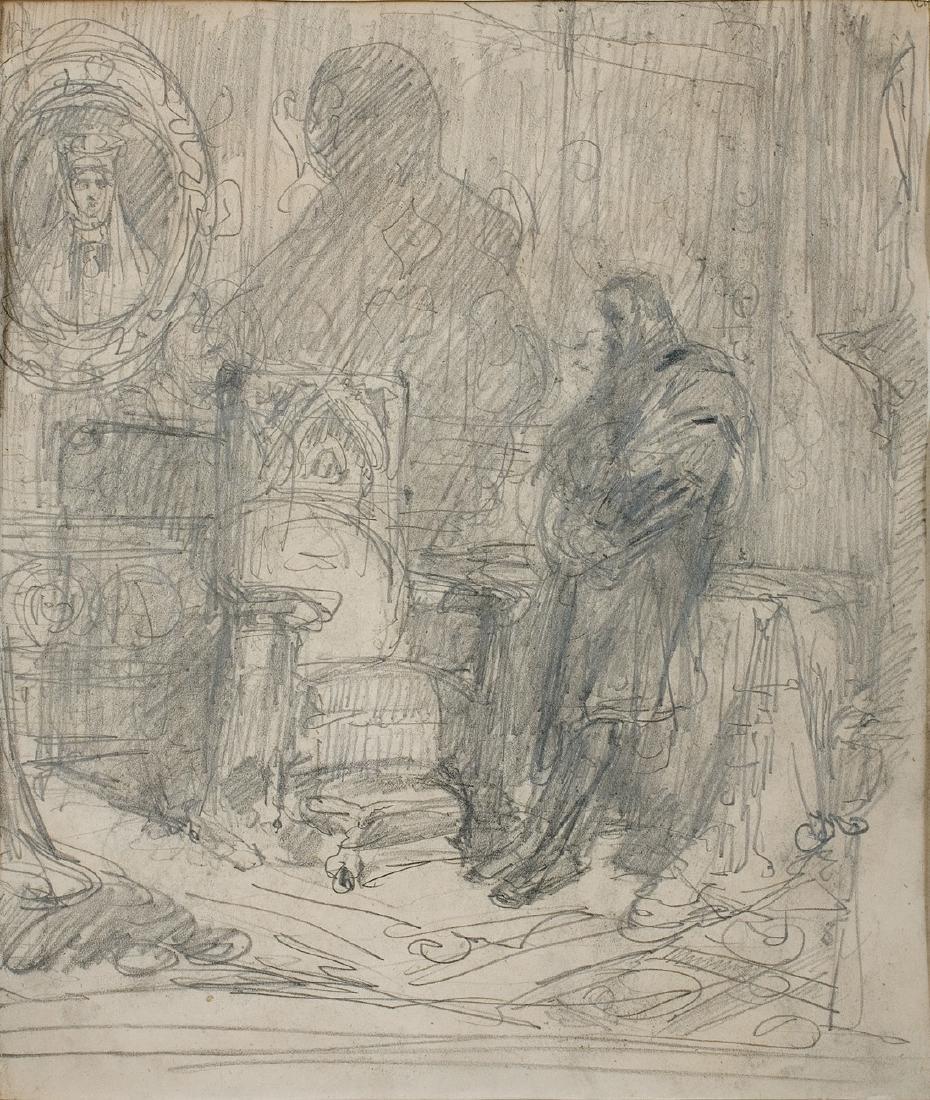 Matejko Jan - THE POLISH KING, SIGMUND AUGUST