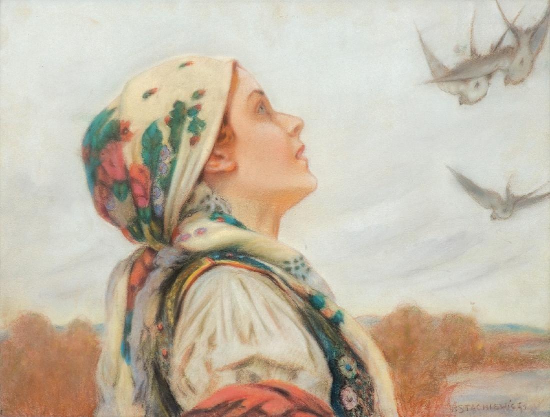 Stachiewicz Piotr - FIRST SWALLOWS
