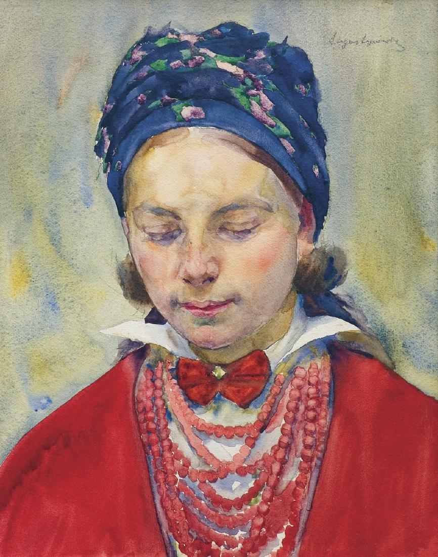 Augustynowicz Aleksander - RED BEADS