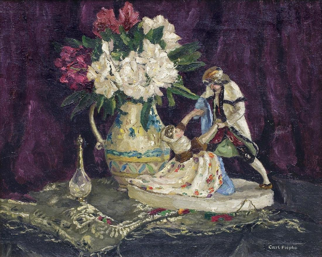 Piepho Carl Johan Nikolaus - CHINA FIGURE