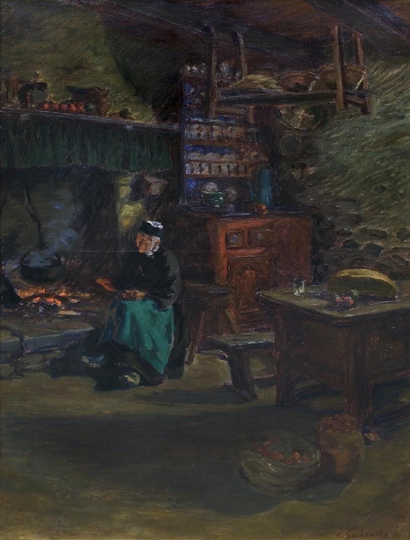 Grabowska Karolina - IN BRETON HOUSE