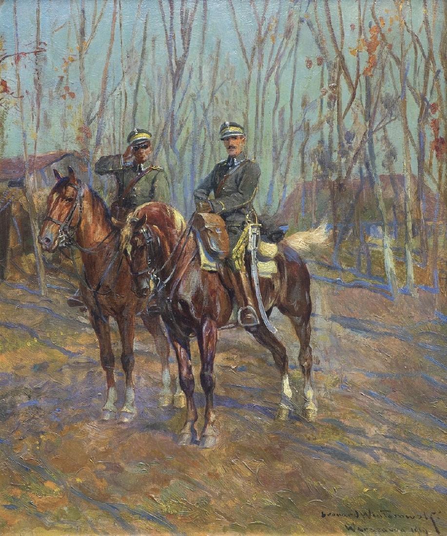 Wintorowski (Winterowski) Leonard - ULANS RECKON, 1919