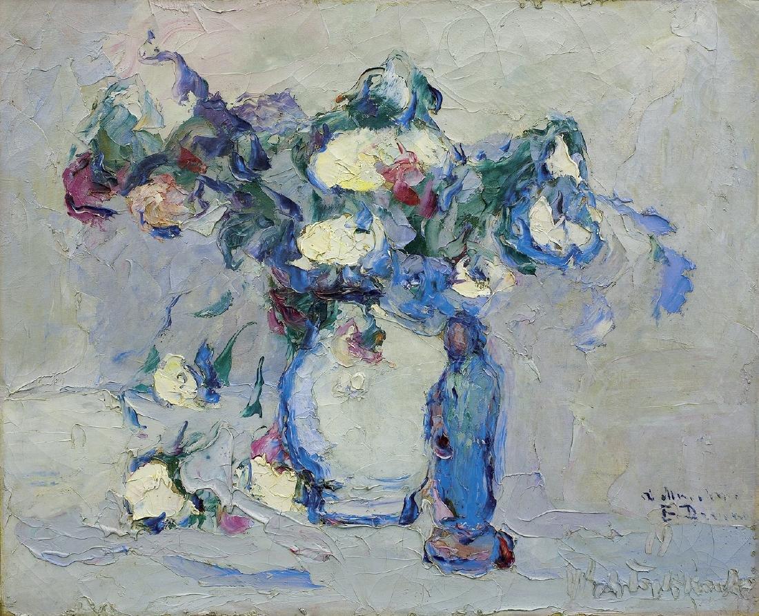 Terlikowski Wlodzimierz - FLOWERS, 1919