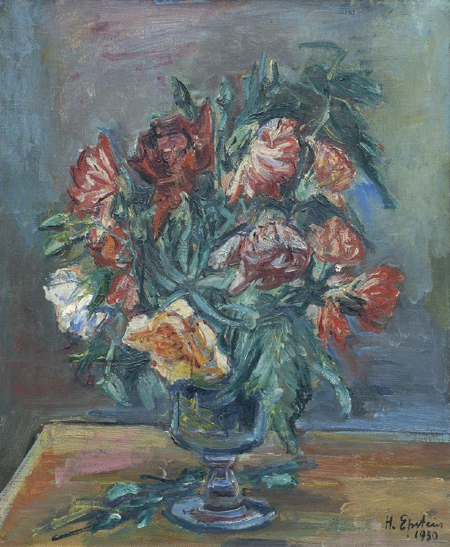 Epstein Henryk - FLOWERS, 1930