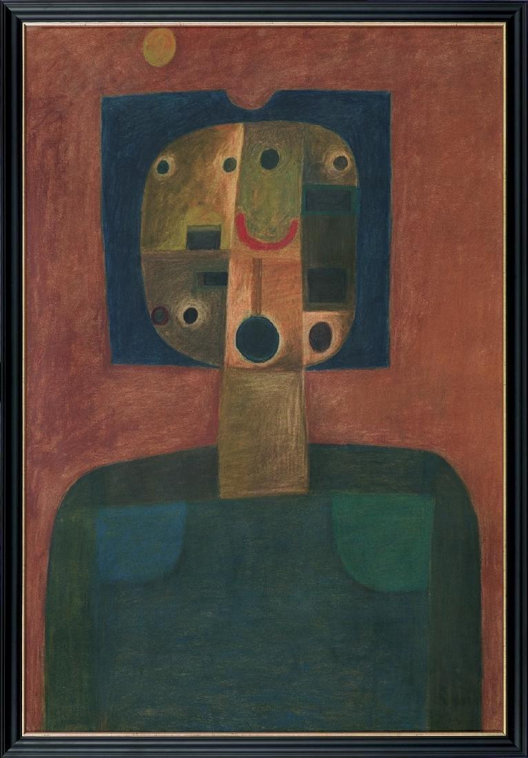 Beksinski Zdzislaw - WITHOUT TITLE, 1958